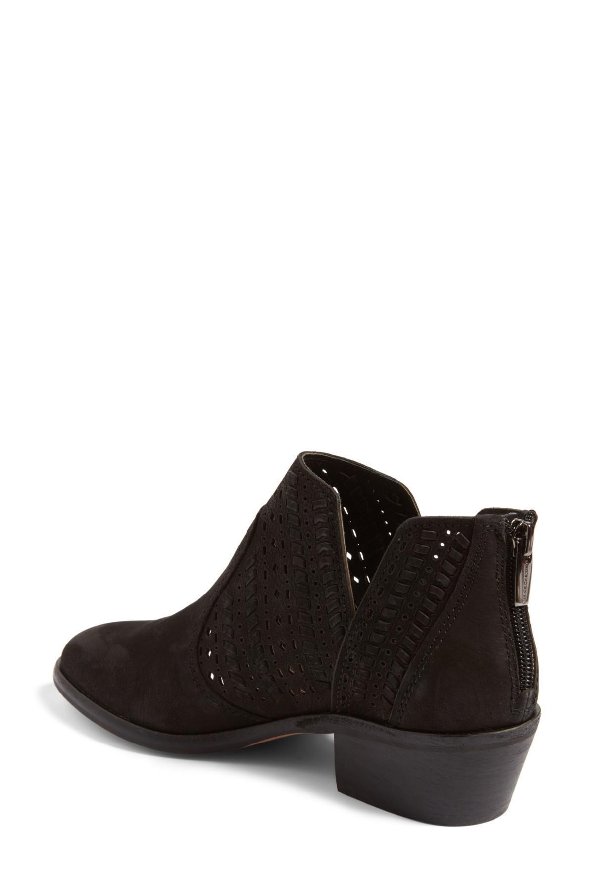 3dacbf57340e Vince Camuto - Black Prasata Boots - Lyst. View fullscreen