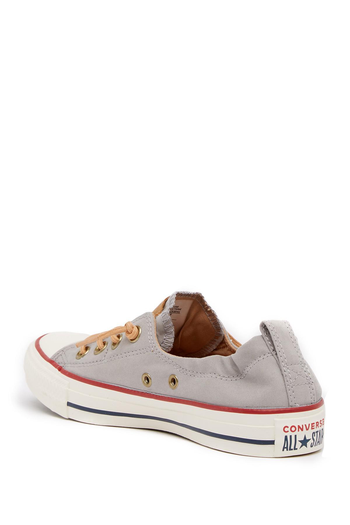 Converse Shoreline Sneaker (women) in