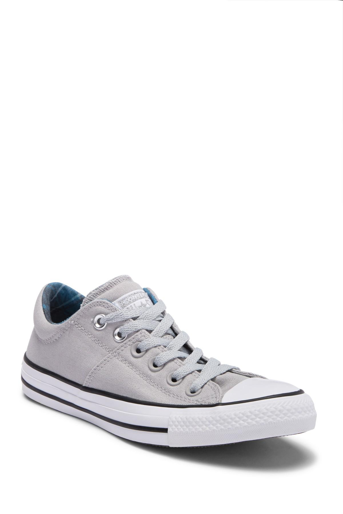 2ea62a8006cd Lyst - Converse Chuck Taylor All Star Madison Oxford Sneaker (women ...