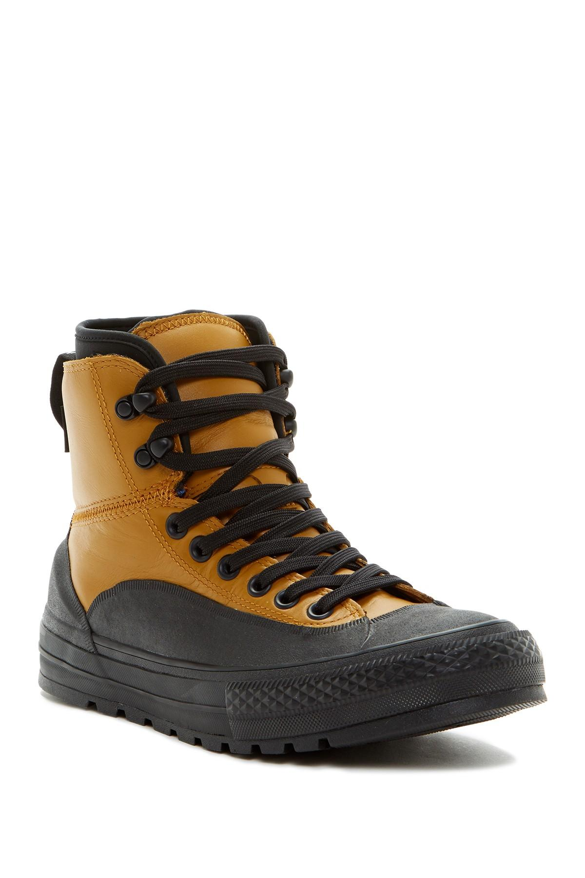 e4ef8d9a9ee9ed Lyst - Converse Chuck Taylor All Star Tekoa High Top Boot (unisex ...