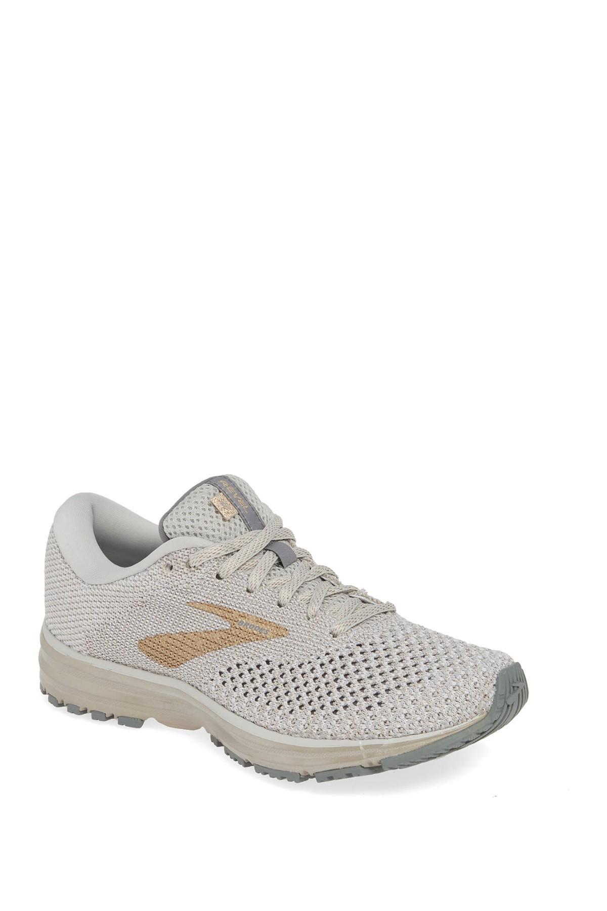Brooks Revel 2 Running Sneaker in White
