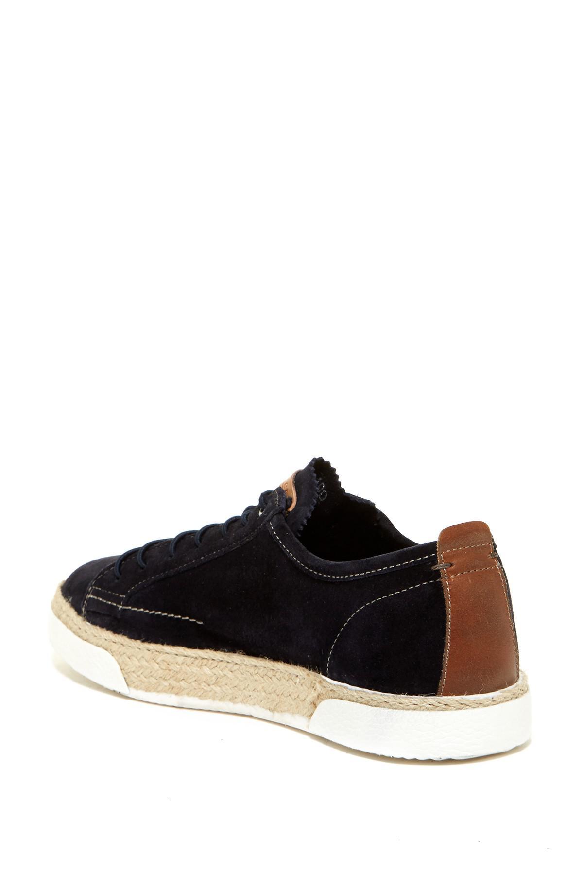 f7390e87dfc9 Lyst - Bacco Bucci Felice Sneaker in Blue for Men