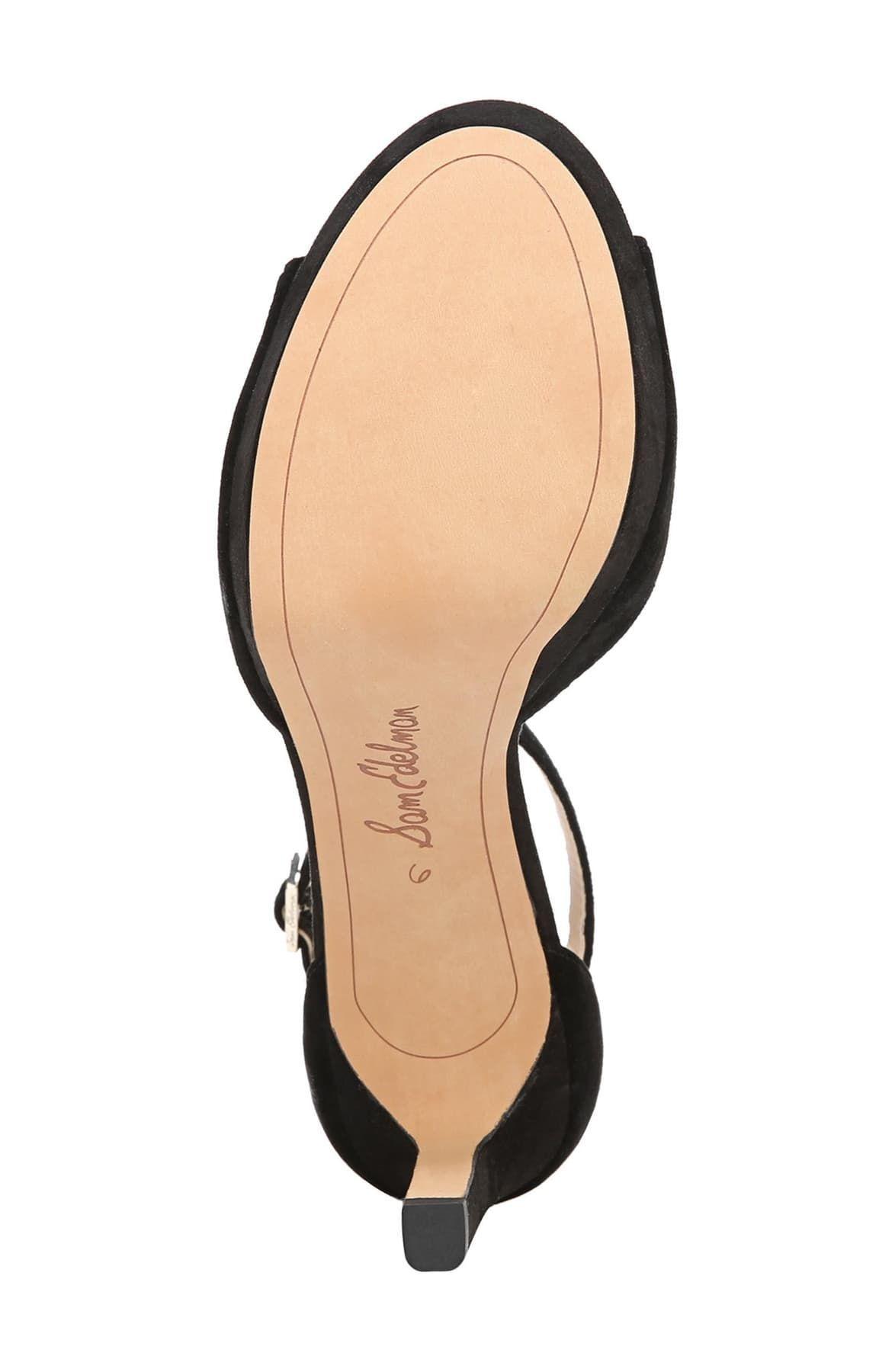 sam edelman jerin platform open toe sandal