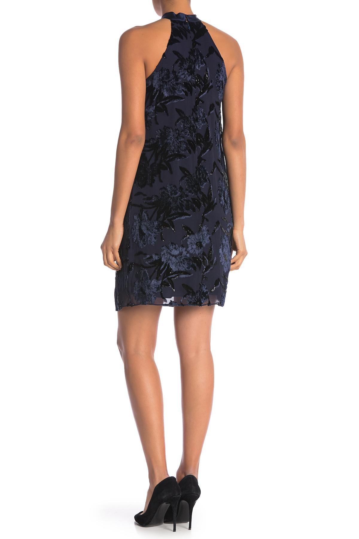 67d0cfa5ea Elie Tahari - Blue Anika Sleeveless Dress - Lyst. View fullscreen