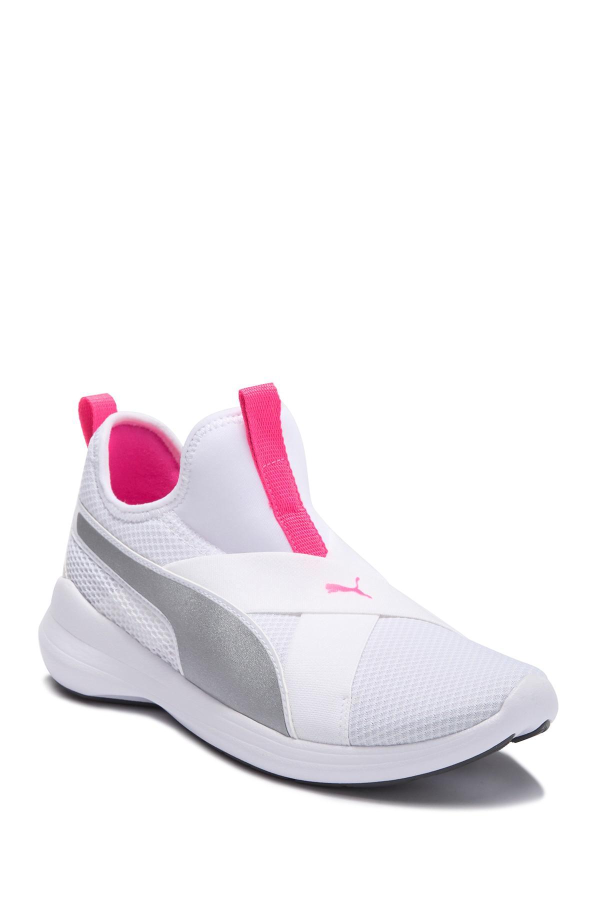 puma rebel x sneakers