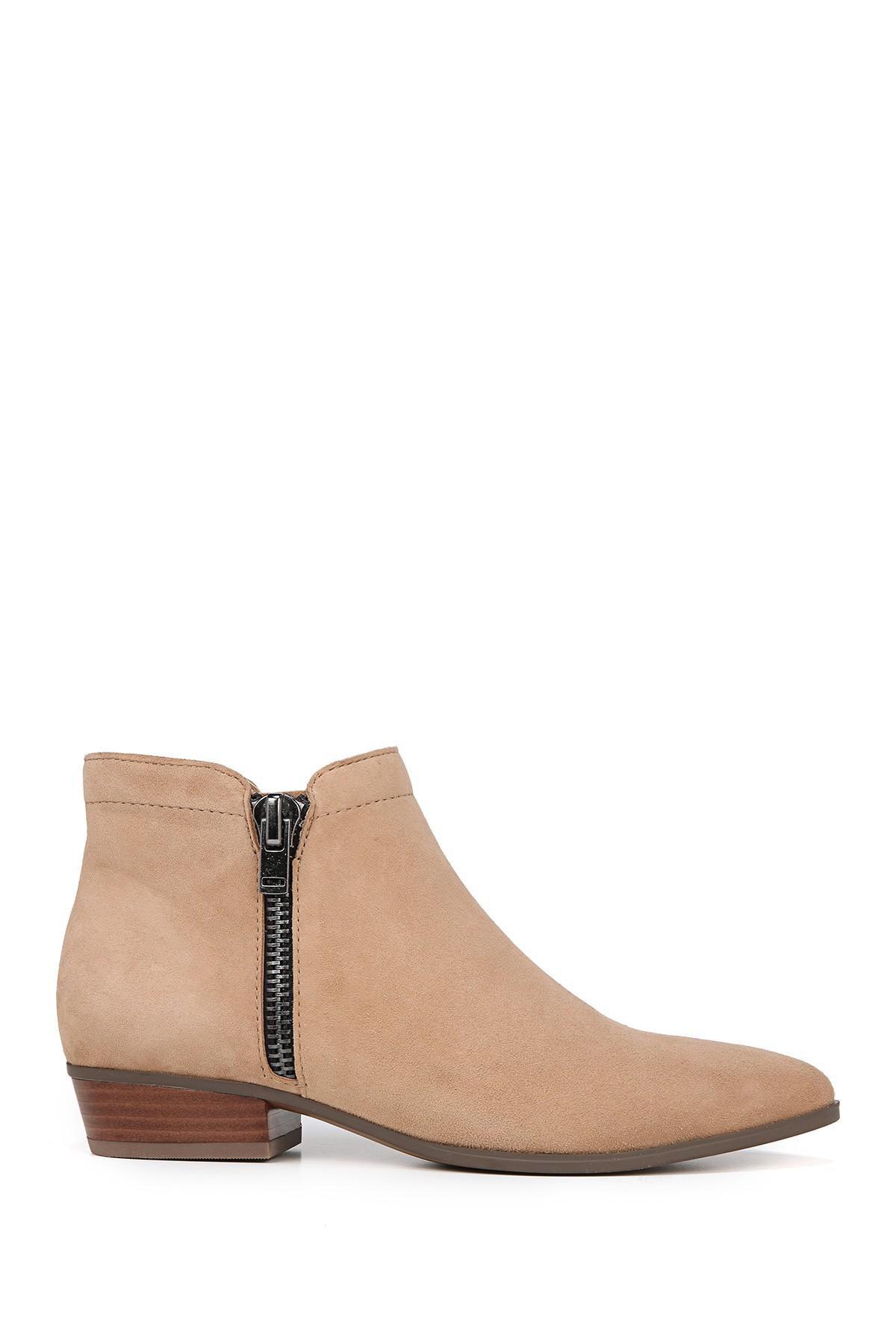 e5a48a58563 Lyst - Naturalizer Blair Zip Ankle Bootie - Wide Width Available in ...