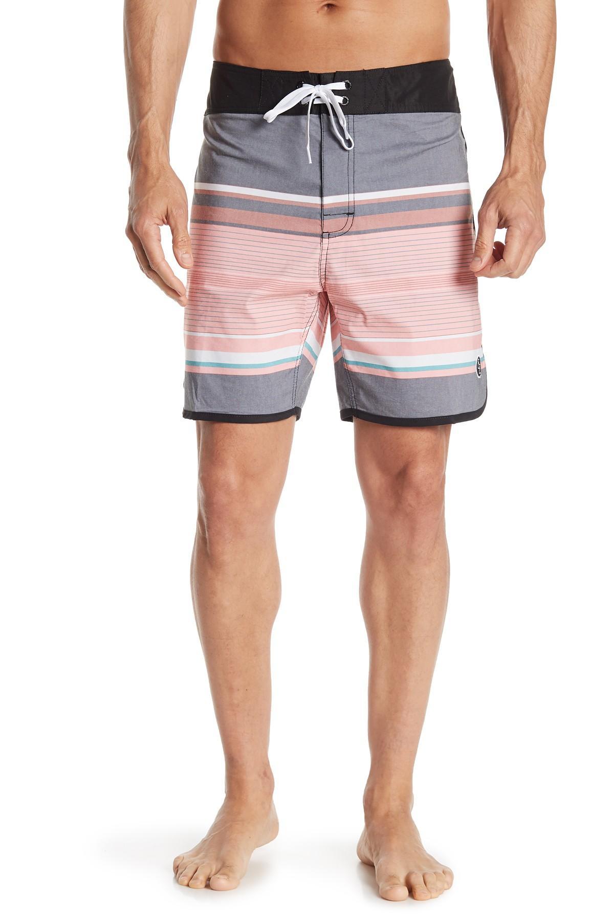 942ac37d20 Lyst - Ezekiel Kimmel Board Shorts in Black for Men
