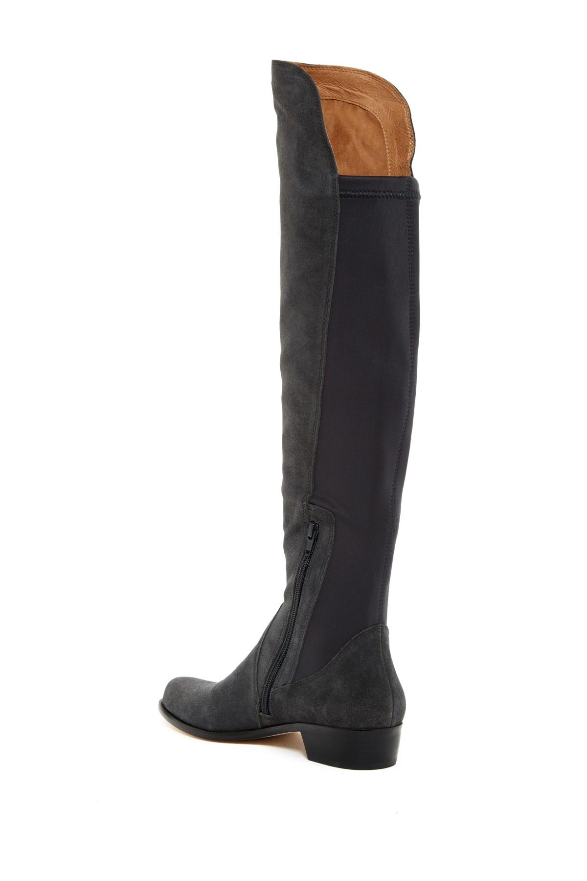 Lyst Corso Como Stonybrook Tall Boot In Black