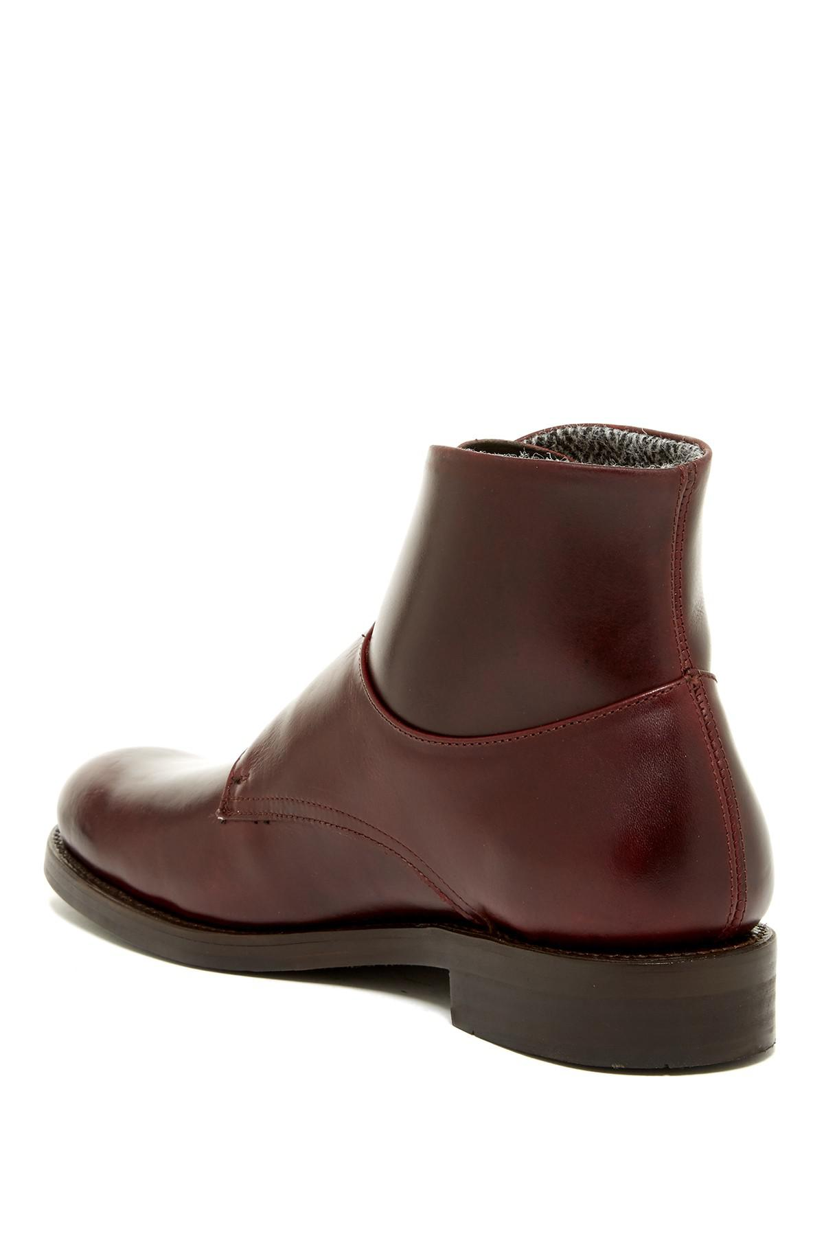 9bef08ac625 Wolverine Brown 1000 Mile Myles Double Monk Strap Boot for men
