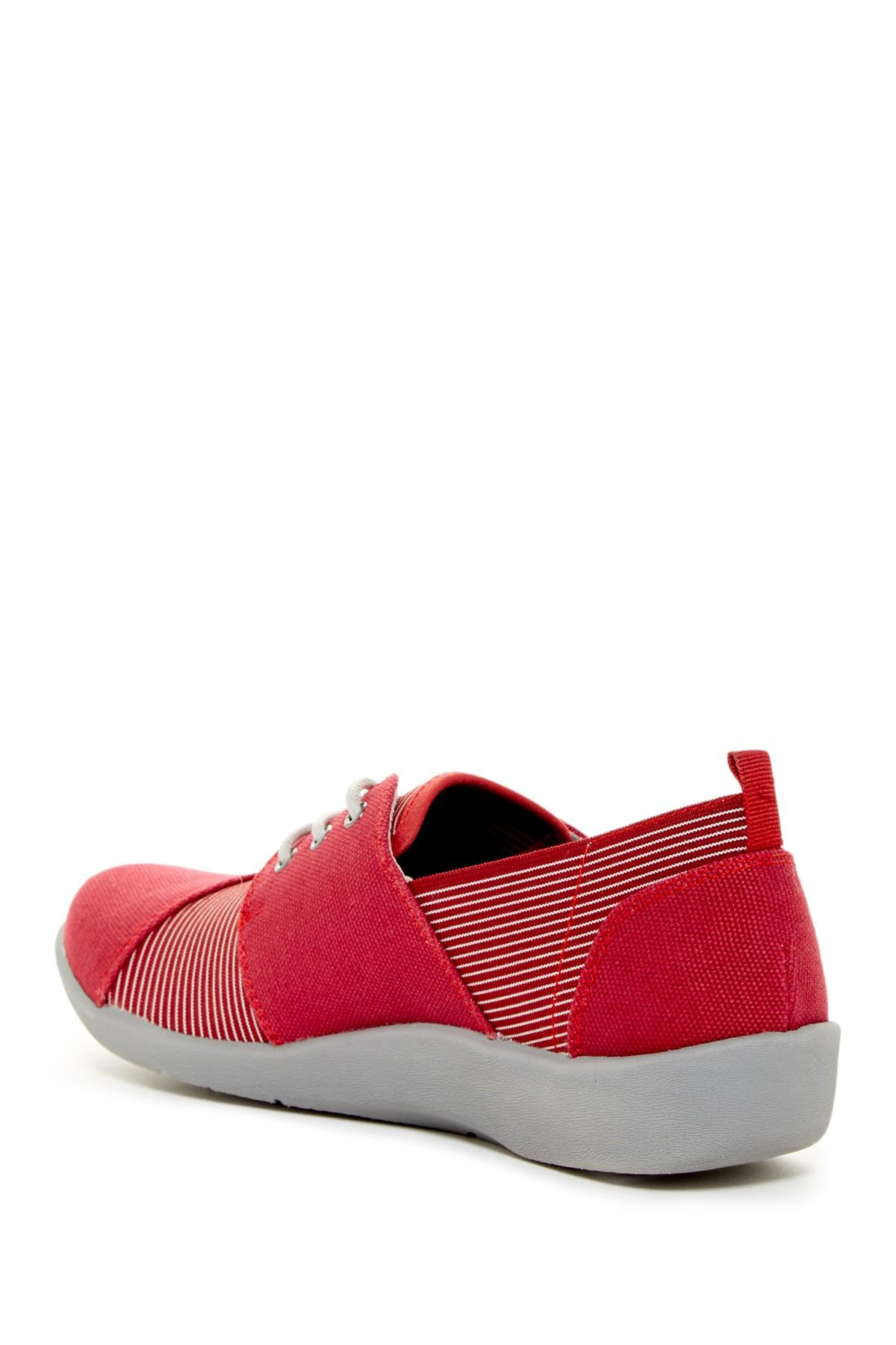 Sillian Red Shoes Clarks