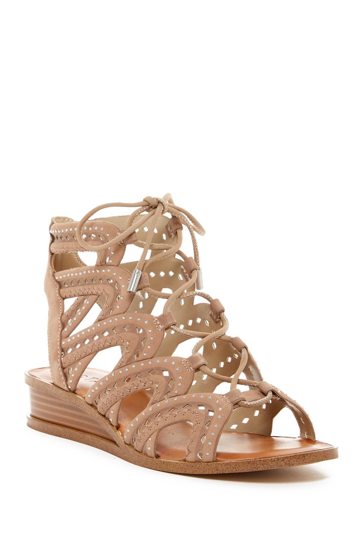 1.State Maygan Ghillie Wedge Sandal