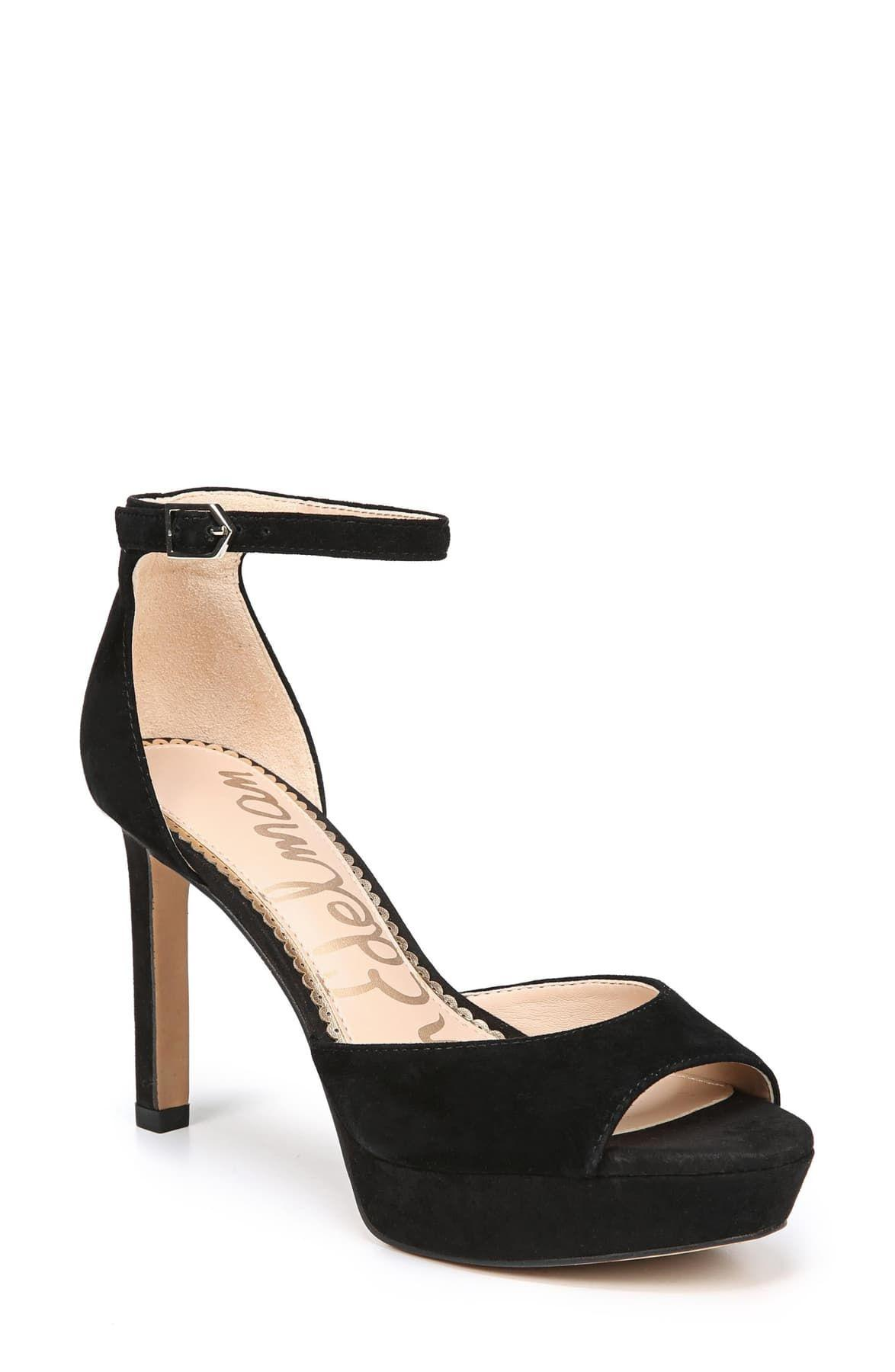 Sam Edelman Satin Jerin Platform Sandal