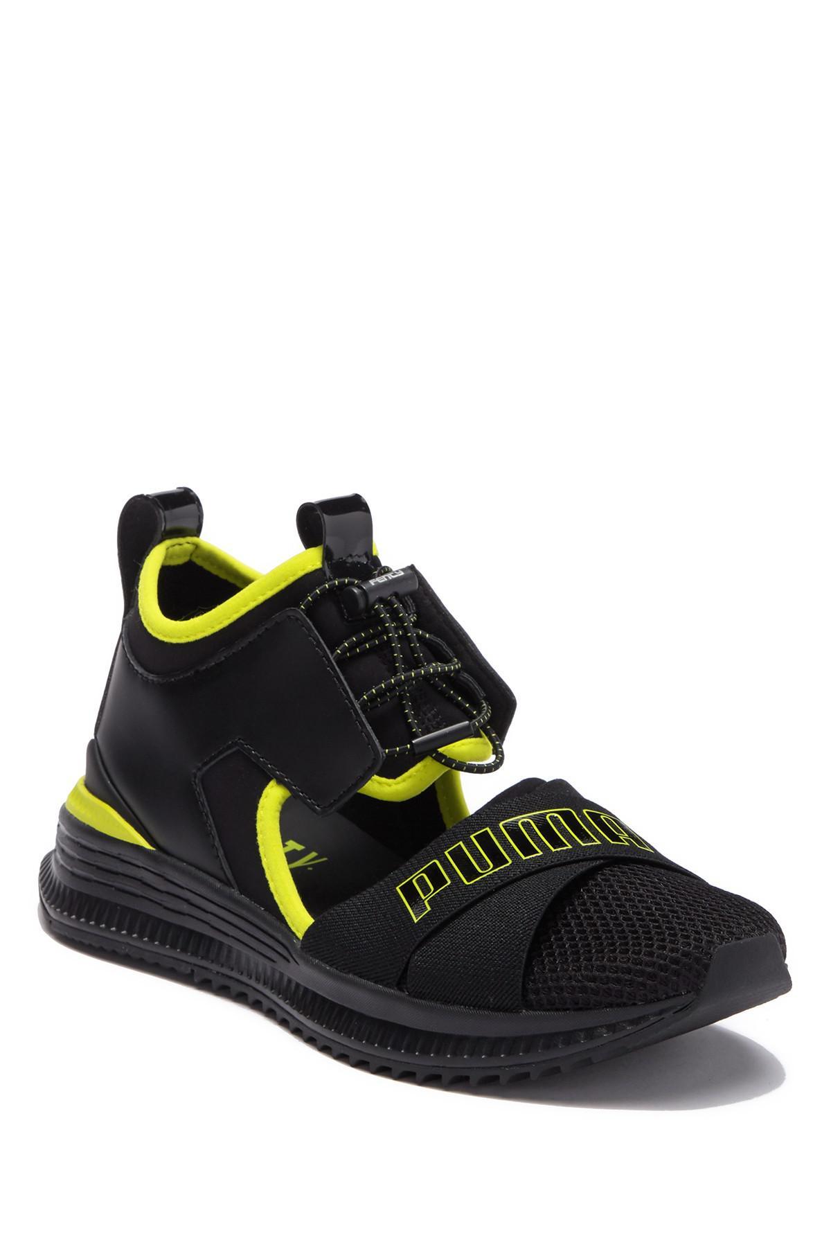 puma fenty avid sneakers