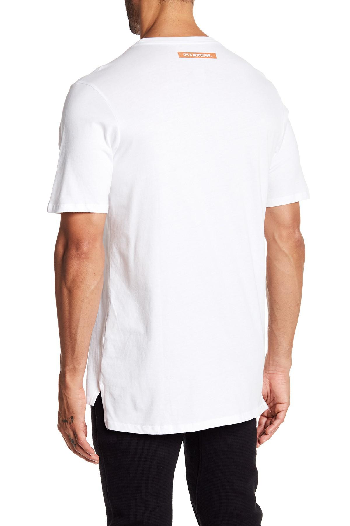 In Tee Heritage Lyst Virus For Men Air Nike White UBvqgg