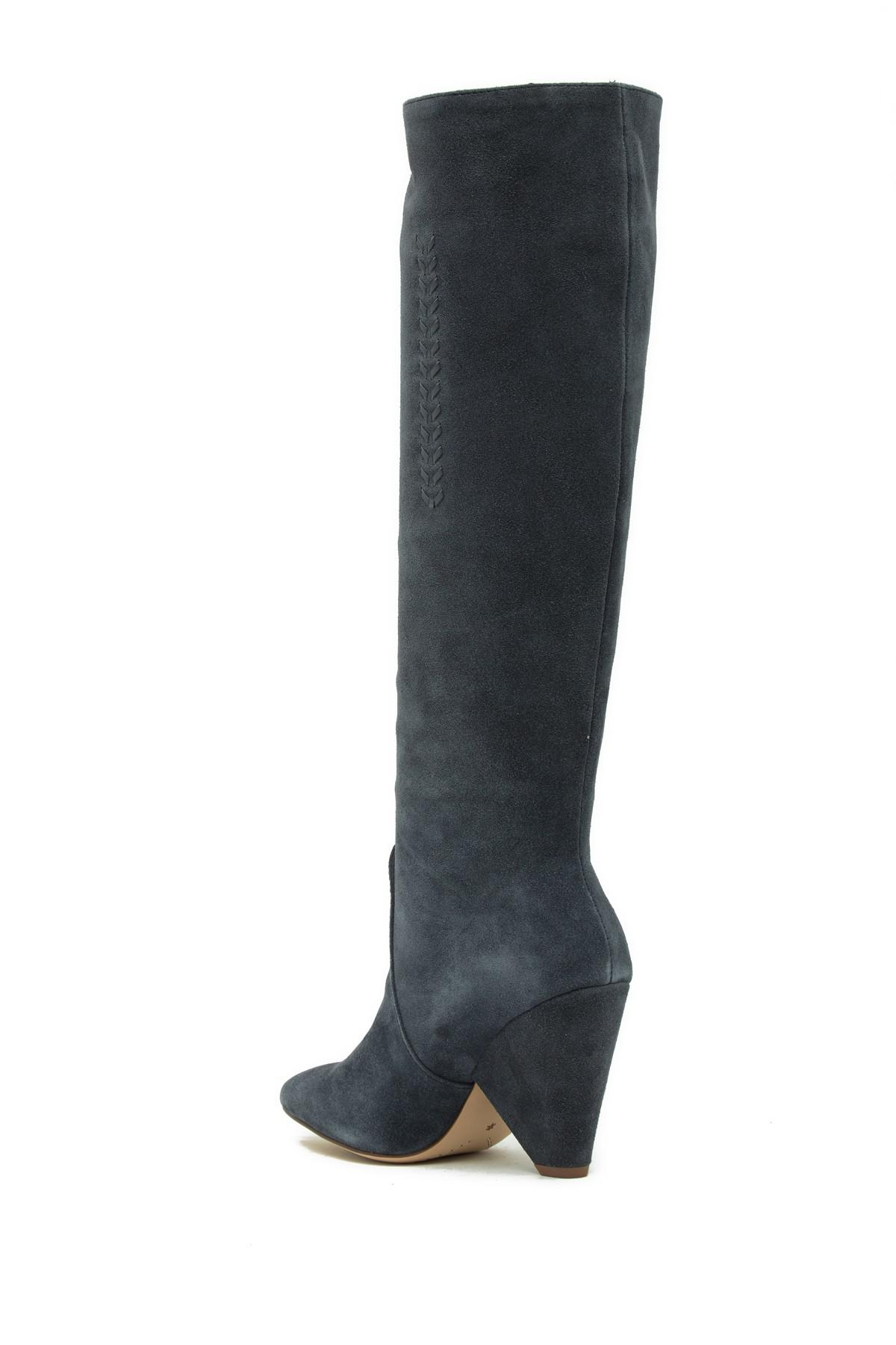 f824ea76673 Splendid - Blue Nelda Suede Over-the-knee Boot - Lyst. View fullscreen
