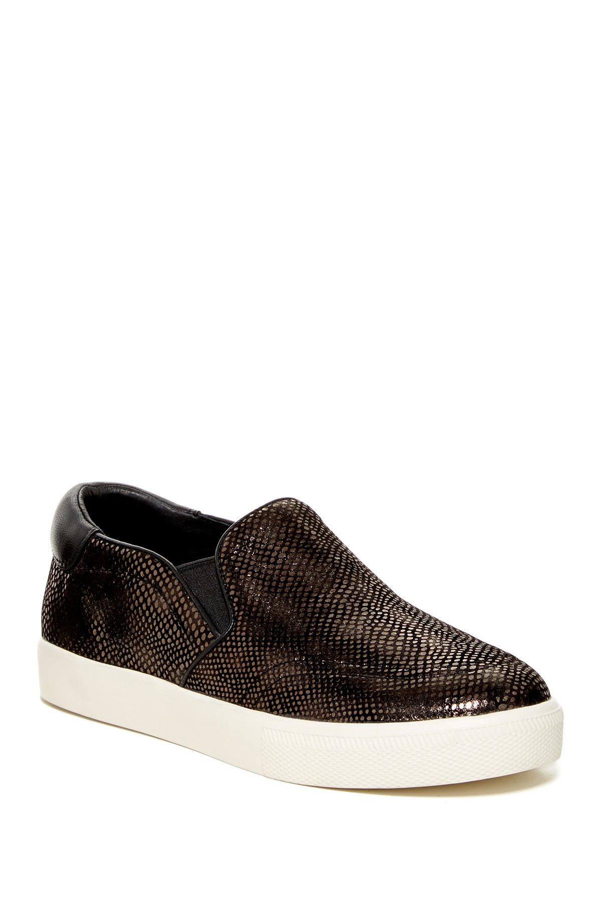 ash impuls slip on sneaker in black lyst