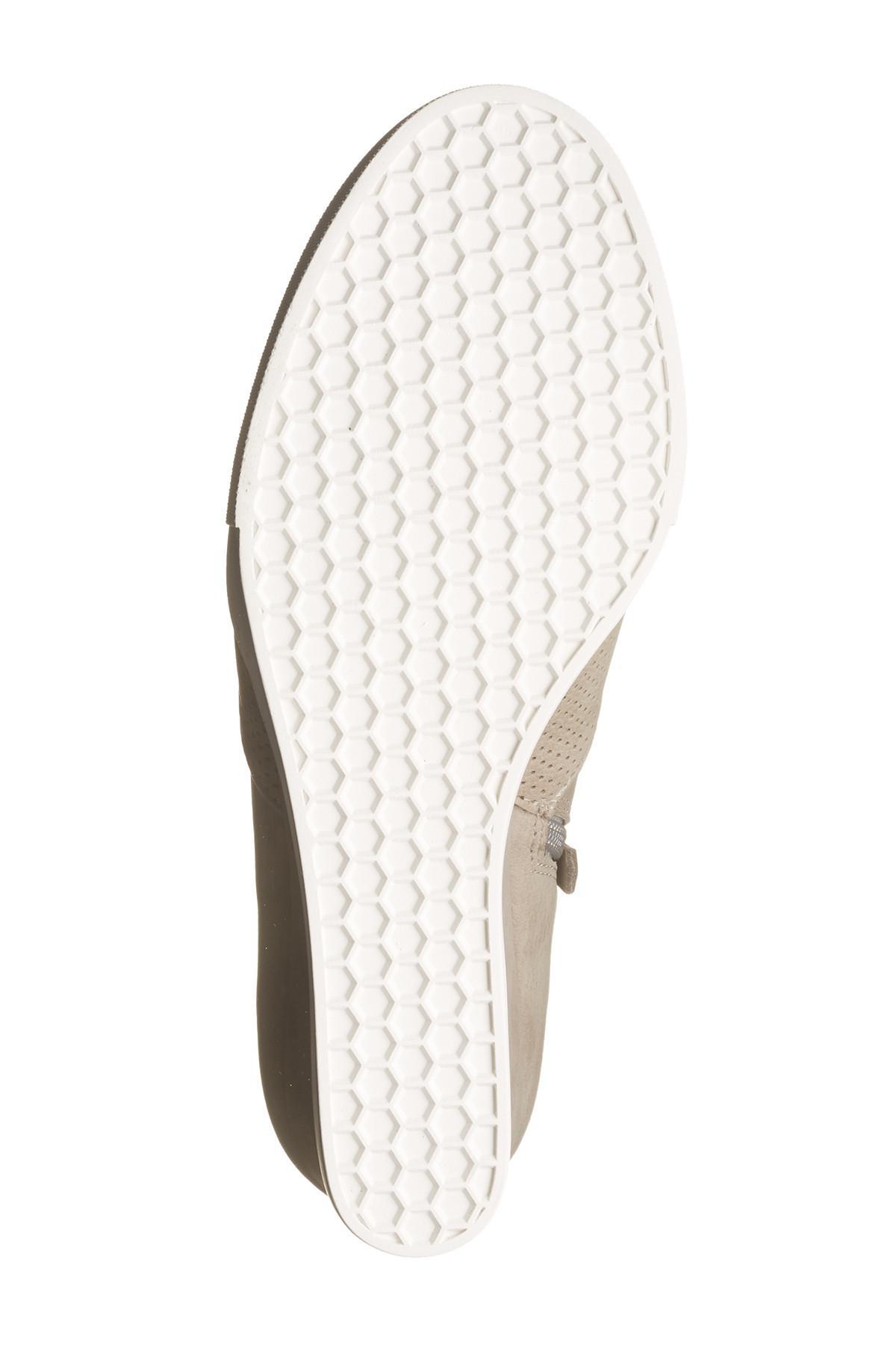 9455e9cd49f Lyst - Caslon (r) Aiden Wedge Sneaker (women) in Brown