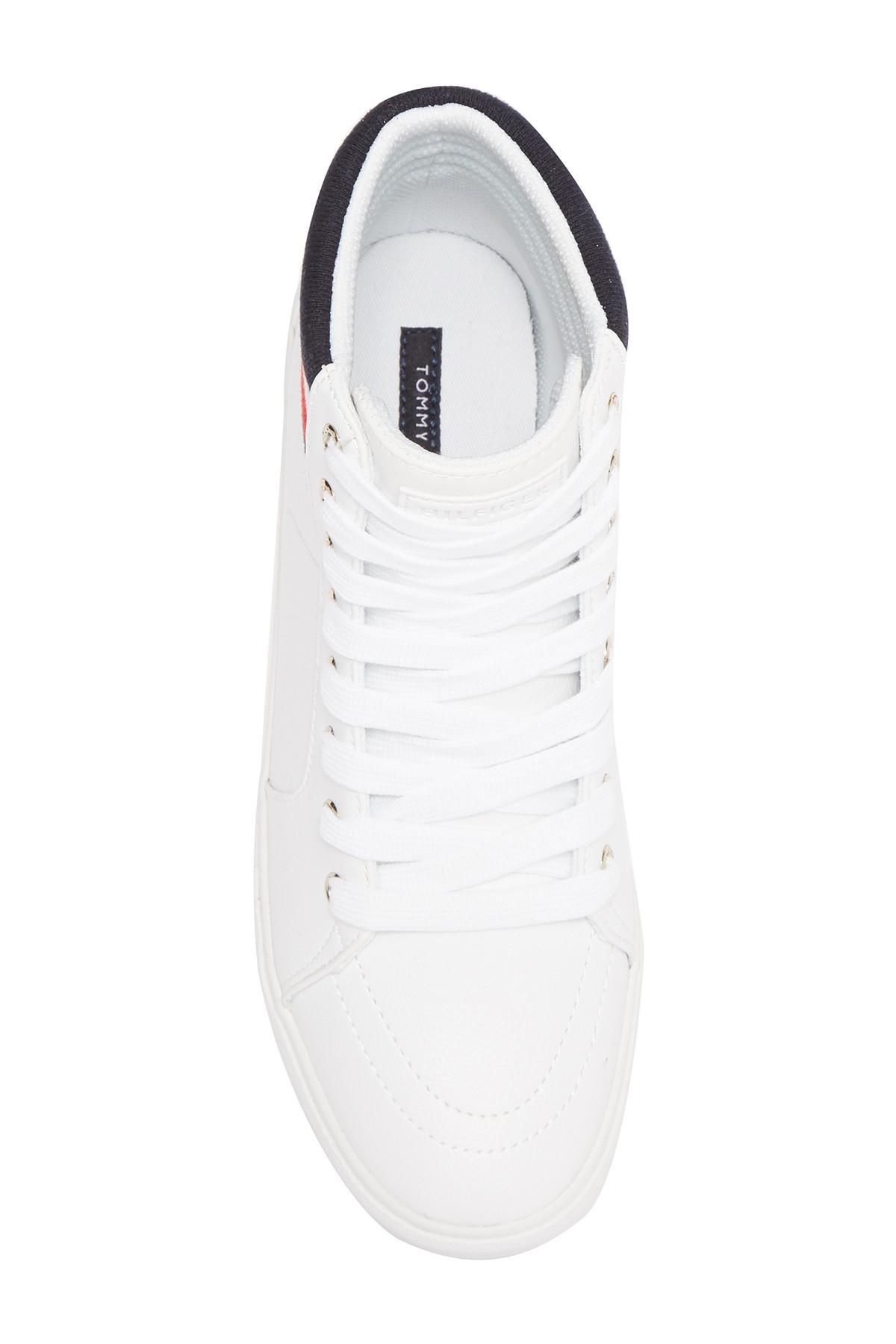 Tommy Hilfiger Lowgen High Top Sneaker