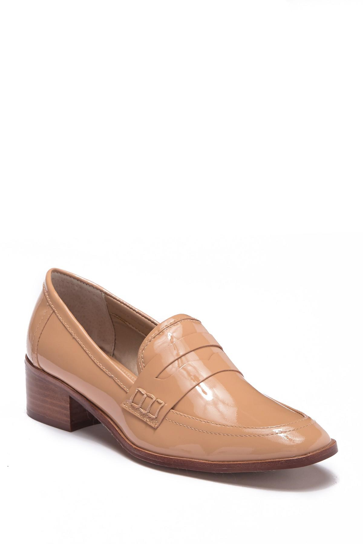 55dff85ea93 Lyst - Steven by Steve Madden Iona Leather Penny Loafer - Save 63%