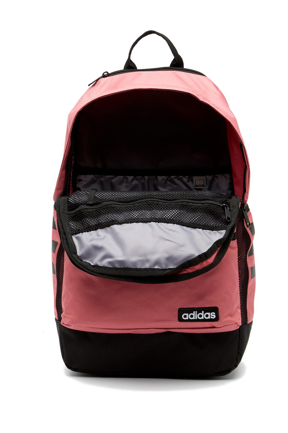 e263571a4e70 Lyst - adidas Classic 3s Ii Backpack in Pink for Men