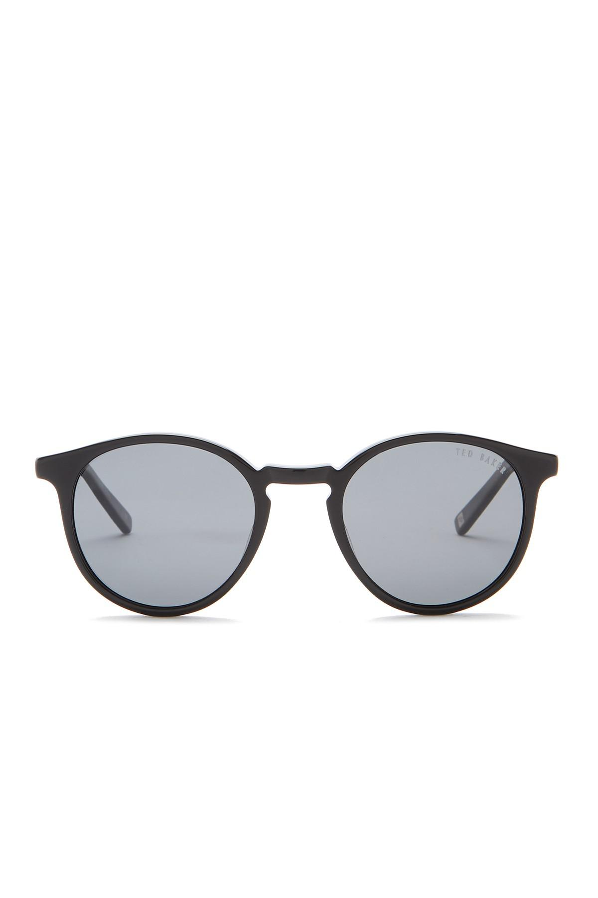 b059346d30 Gallery. Previously sold at  Nordstrom Rack · Men s Round Sunglasses ...