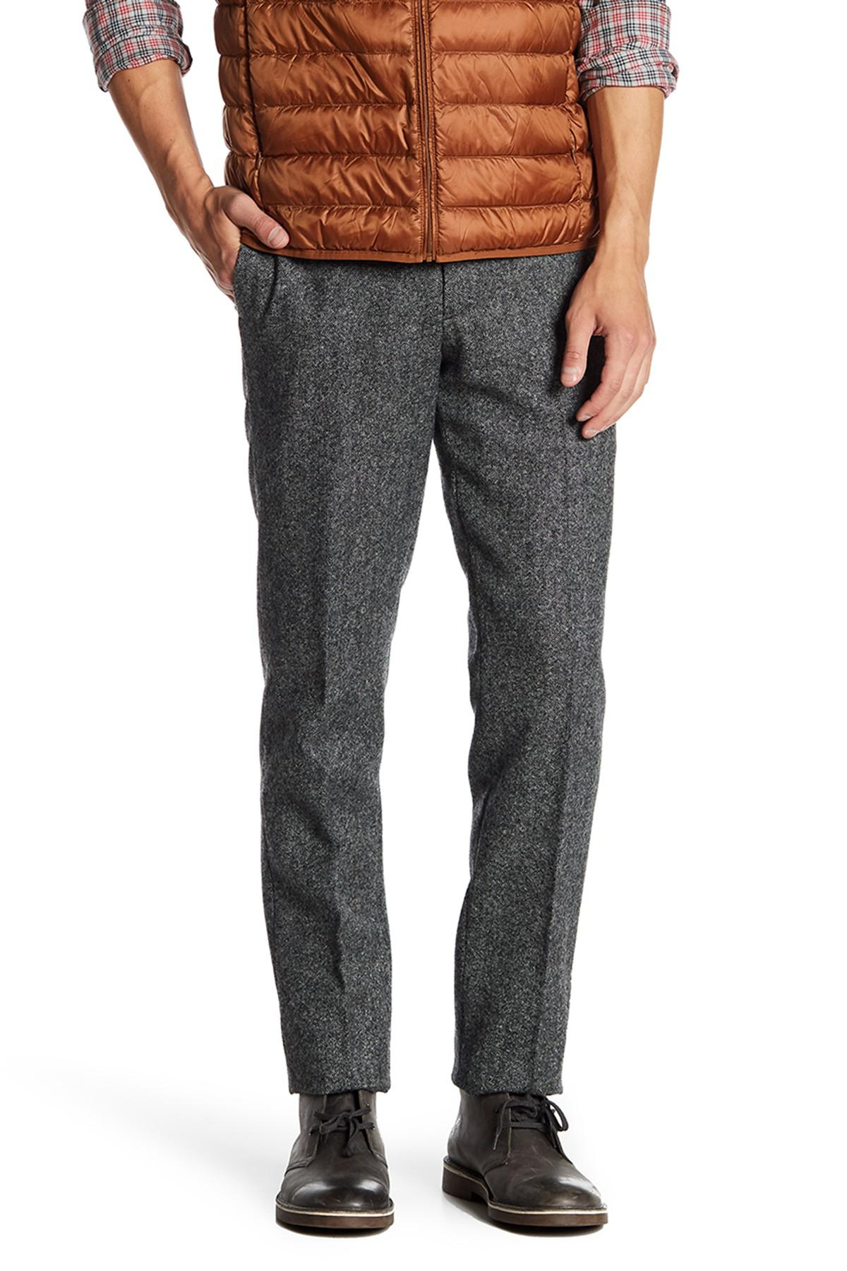 Lyst Bonobos The Foundation Italian Wool Suit Pants 37