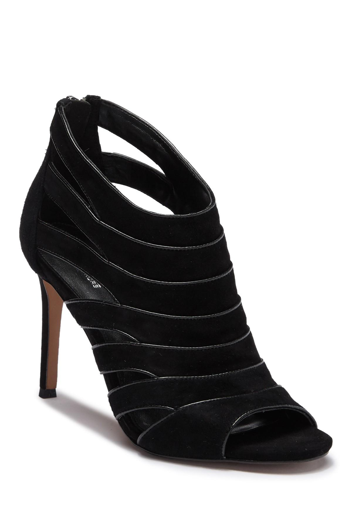 252f832d203 Women's Harper Black Open Toe Sandal
