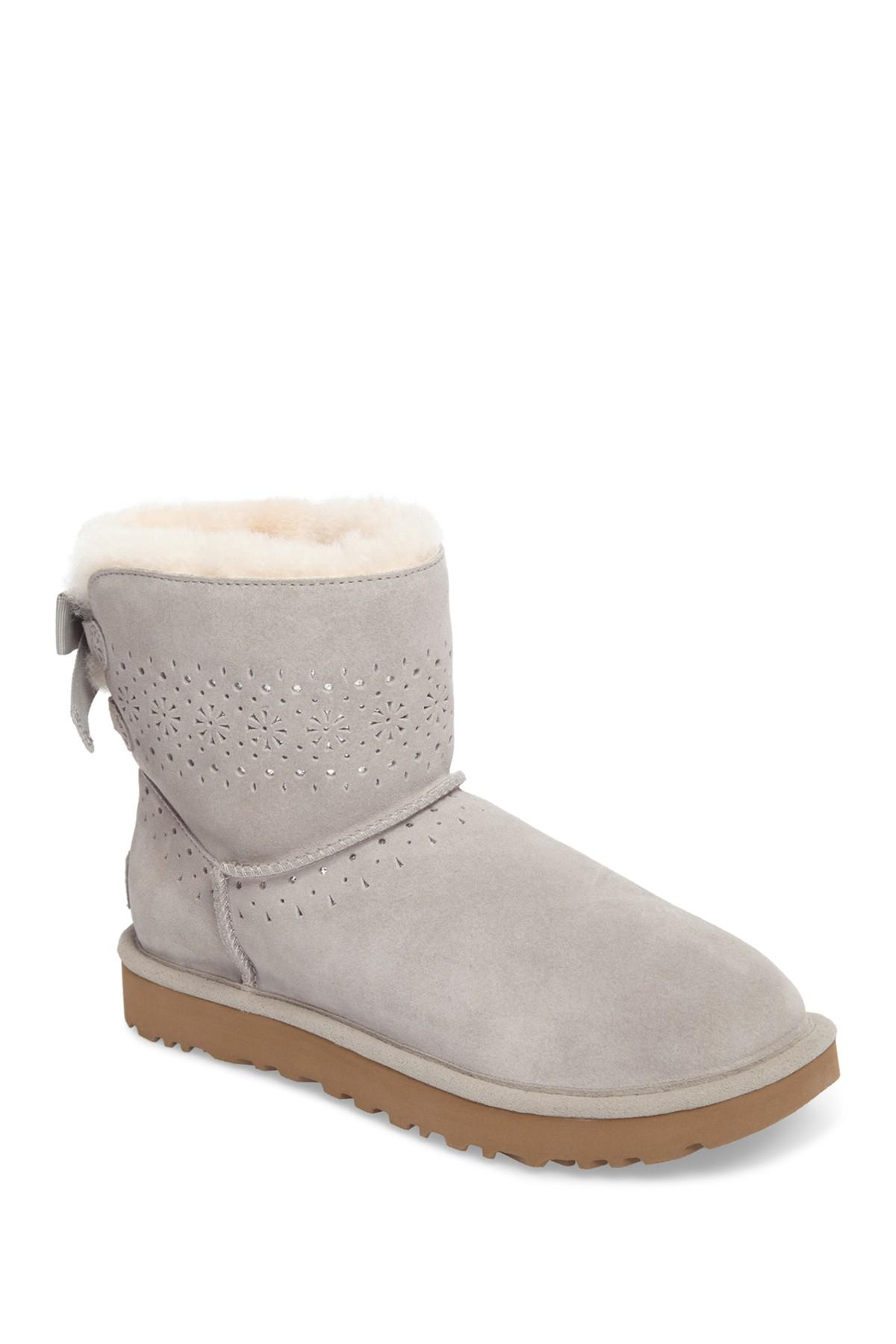 d9953bb0ae7 Lyst - UGG Dae Sunshine Genuine Shearling Lined Boot
