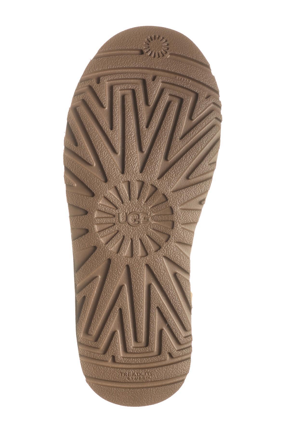 03d0b646ae1 Ugg Natural Saela Rib-knit Cuff Pure(tm) Lined Boot