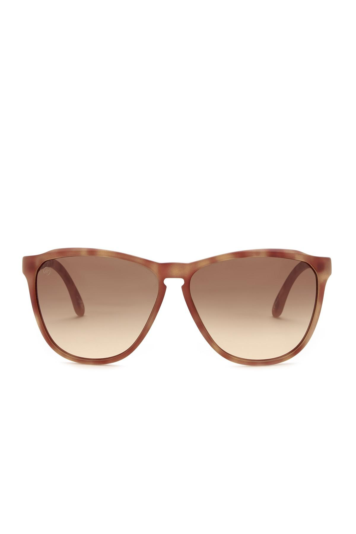 f2a1bd98a1d Lyst - Electric Encelia 62mm Sunglasses in Brown