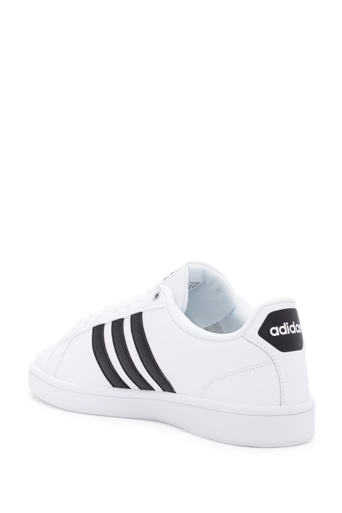 4aa47c27f Adidas - White Cloudfoam Advantage Sneaker for Men - Lyst. View fullscreen