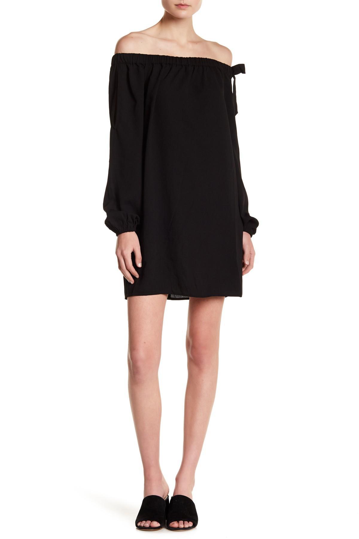 fcf765a4f722 Lyst - Ali   Jay Shift Dress in Black - Save 31%