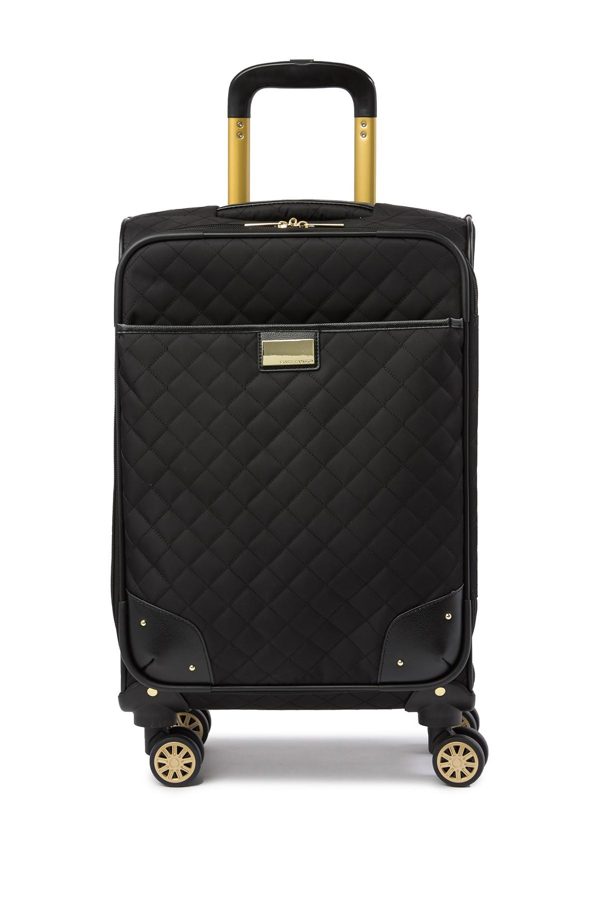 Vince Camuto Alissa 20 Quot Expandable Spinner In Black For