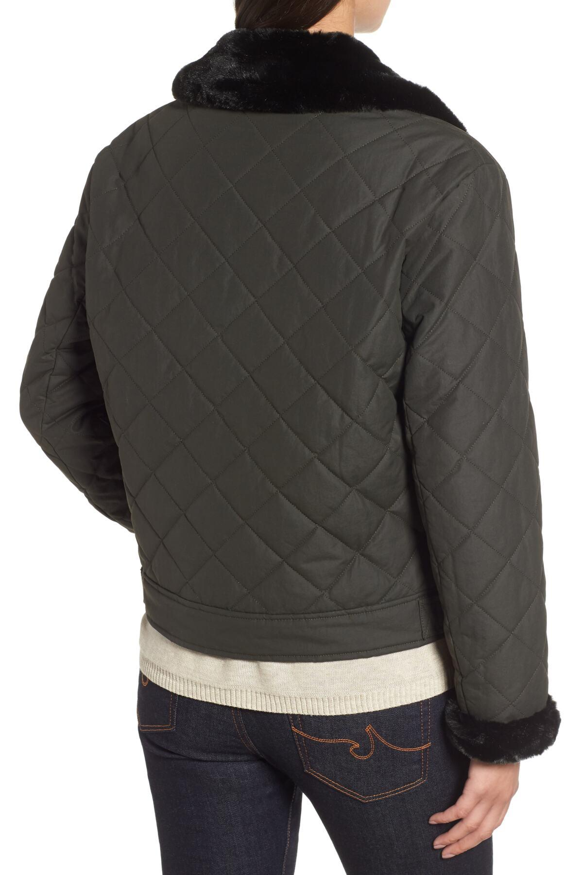barbour tetbury quilted jacket