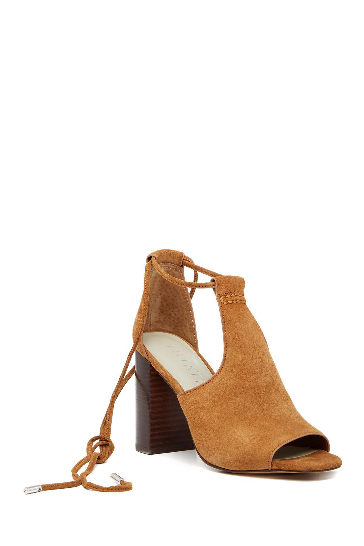 1.State Tilya Block Heel Sandal
