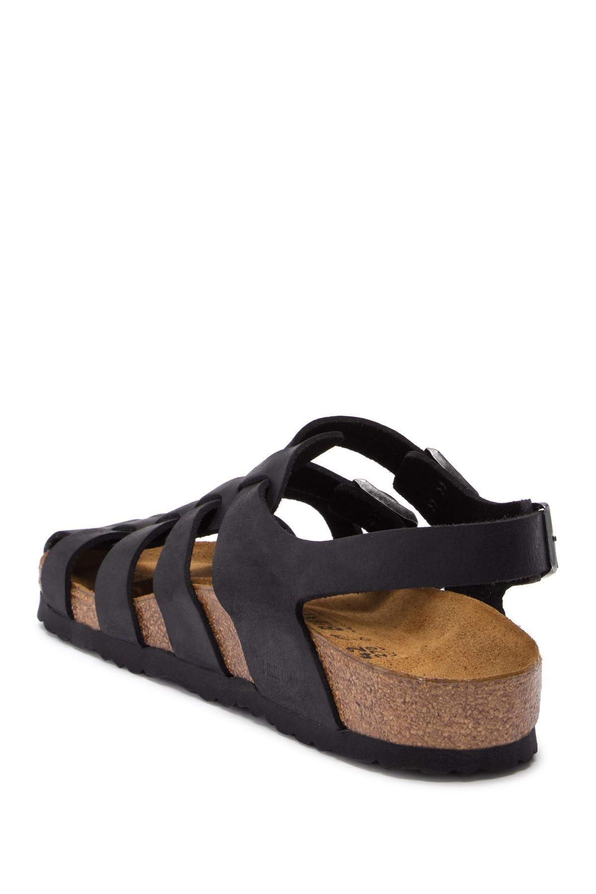 Birkenstock Zadar Leather Caged Sandal