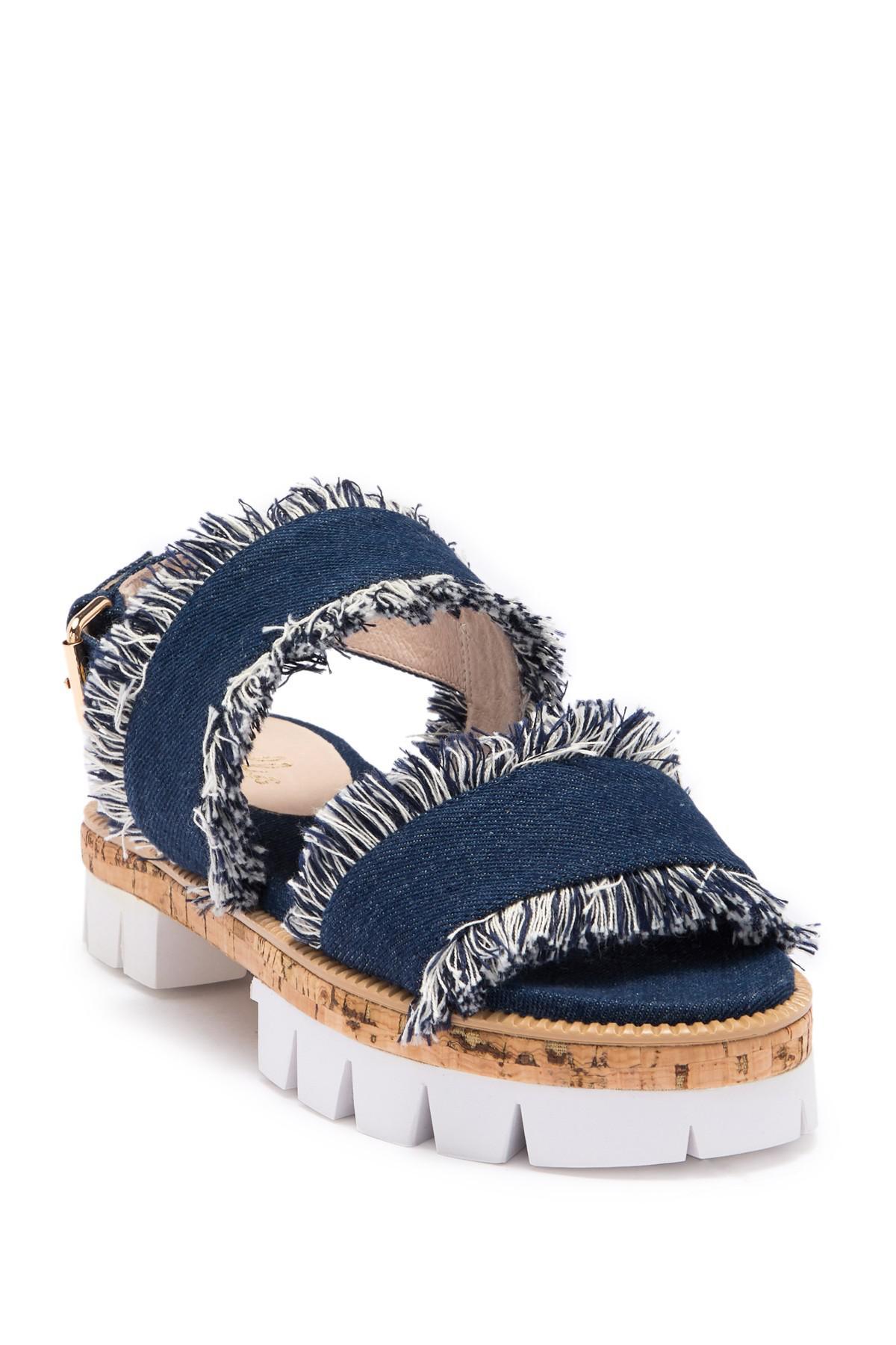 Shellys London Dembe Platform Sandal FnW2ZgrsbW
