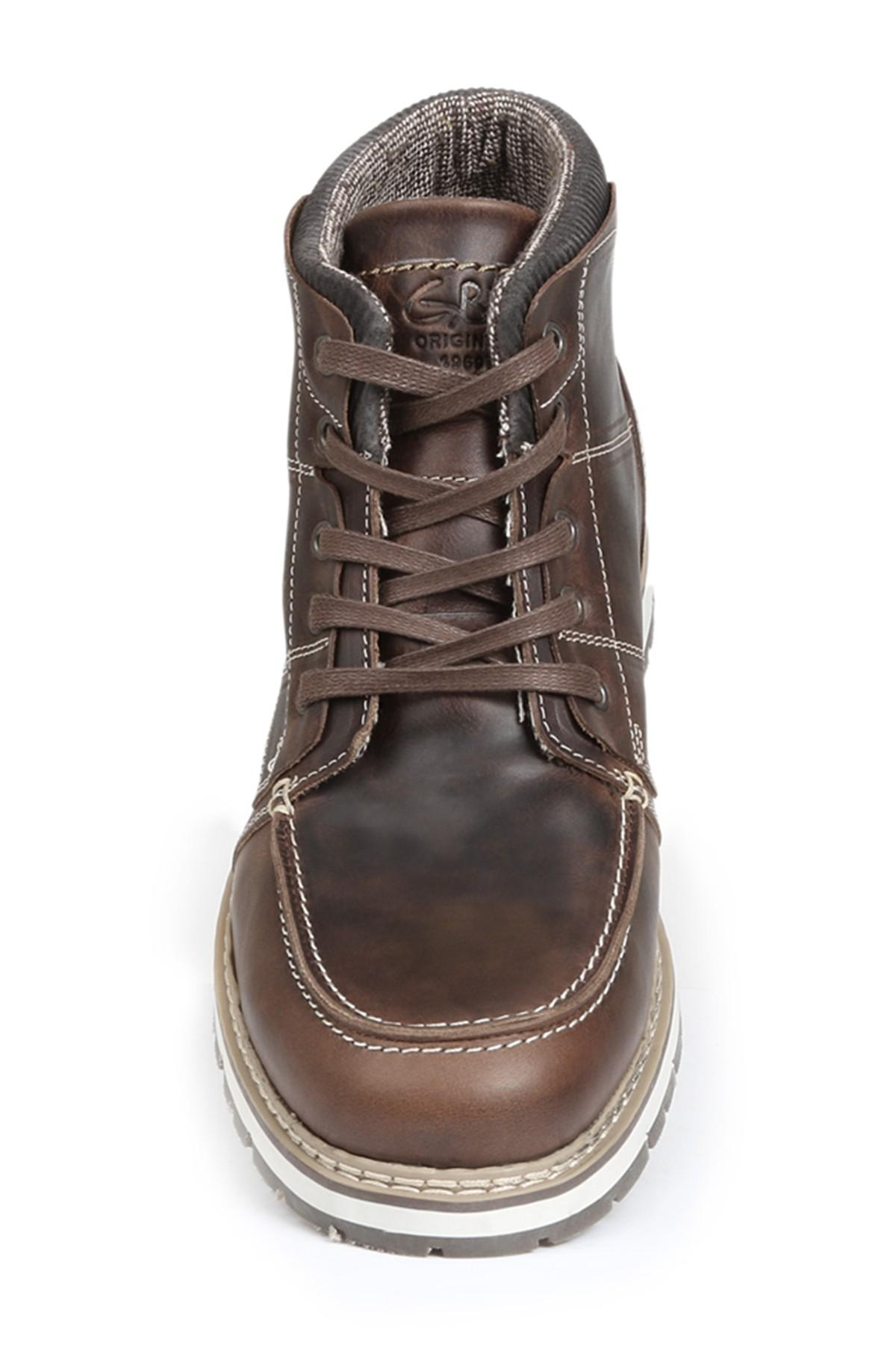 gbx boot in brown for lyst