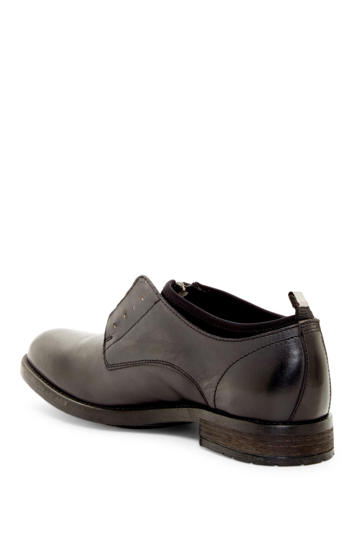 Diesel Serberhus D Lowyy Lace Less Oxford In Black For Men