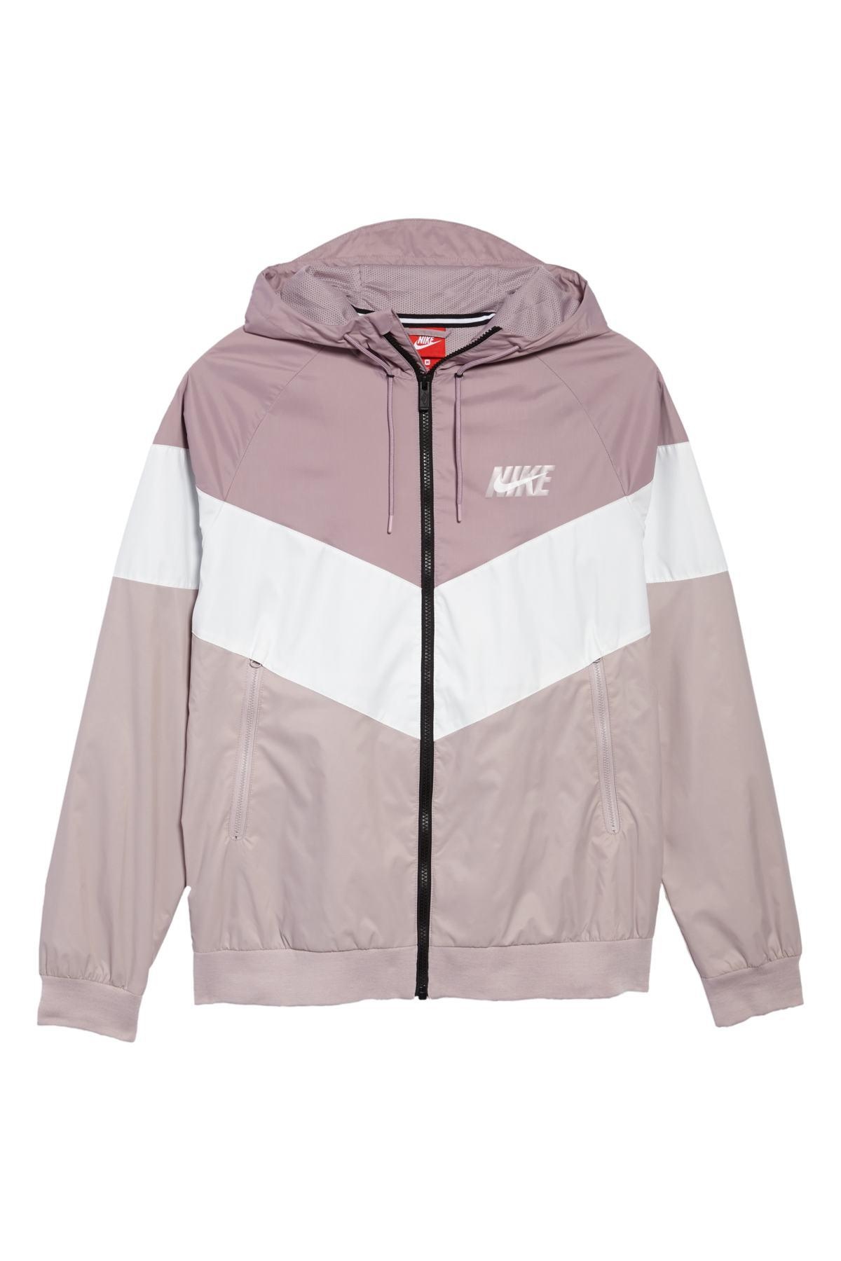 d6df40801405 Lyst - Nike Windrunner Wind   Water Repellent Hooded Jacket for Men