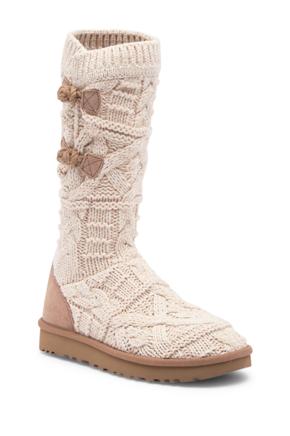 Ugg Crochet Boots