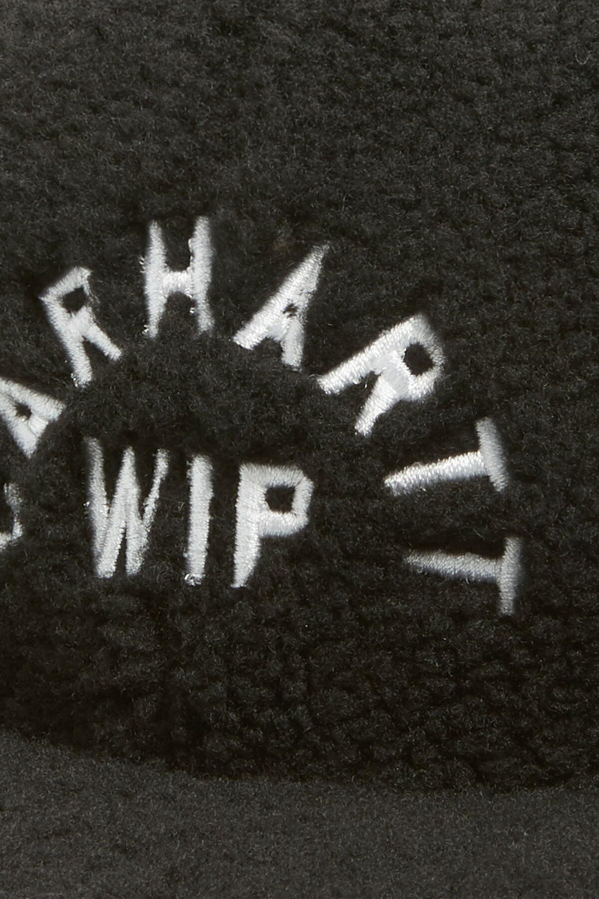 4788dc5c56e9d Carhartt WIP Pile Faux Shearling Cap in Black for Men - Lyst