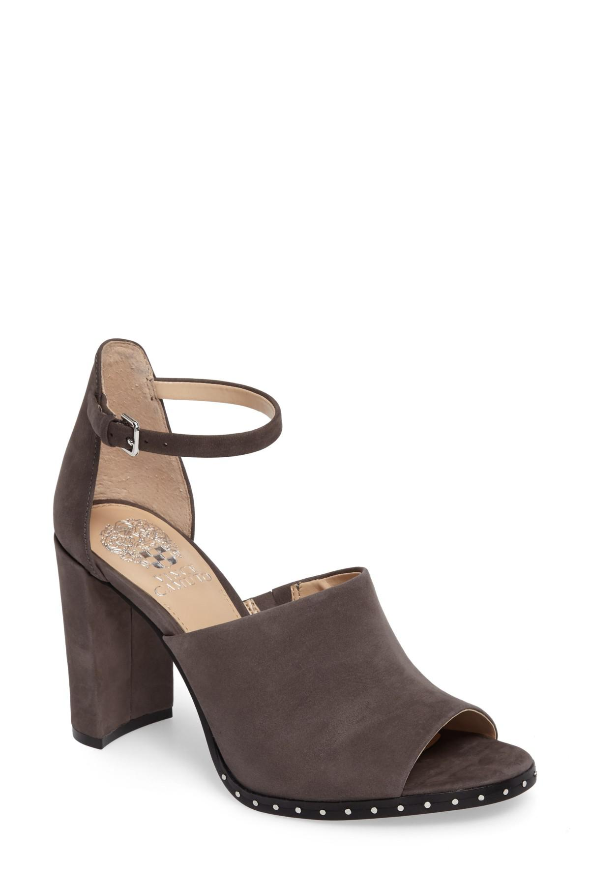 bc0ed1d78ed Lyst - Vince Camuto Jilley Sandal in Gray - Save 30%