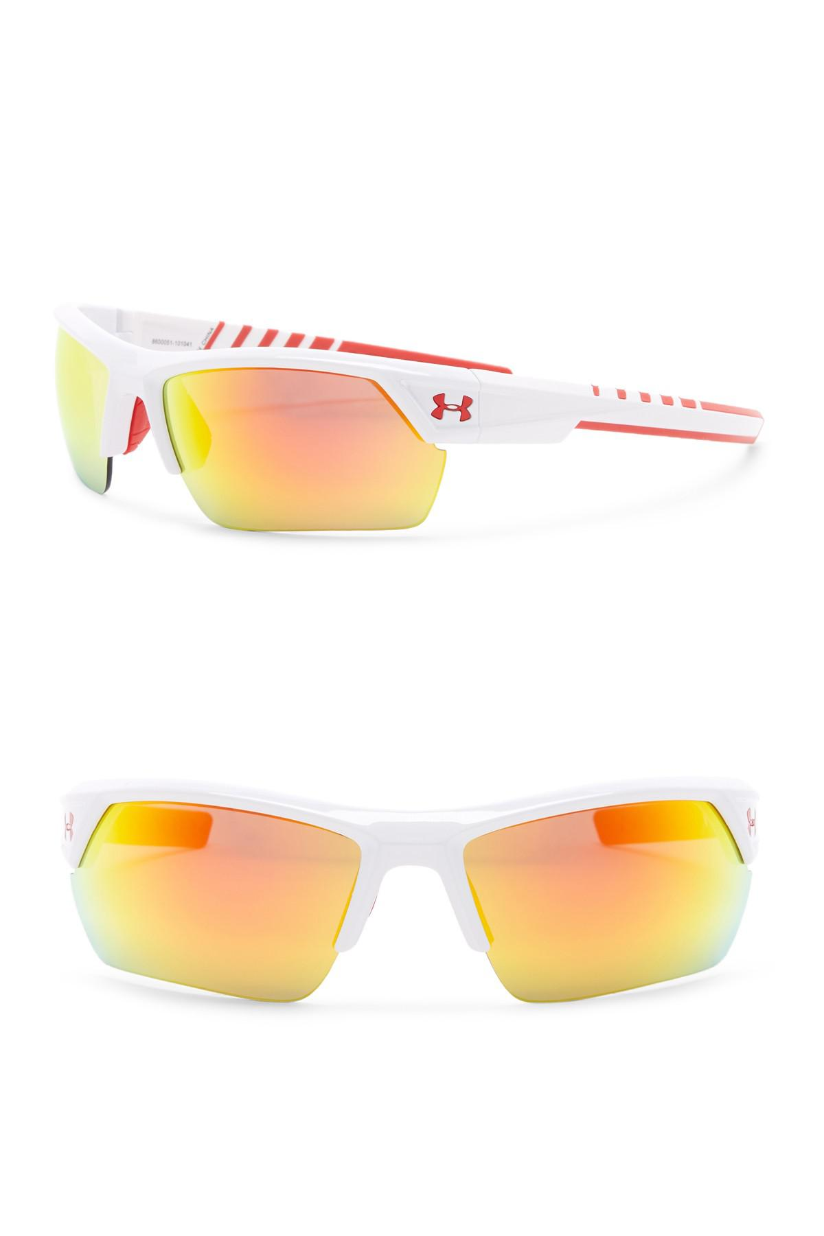 eb4470648c8 Lyst - Under Armour Igniter 2.0 Sunglasses in White for Men
