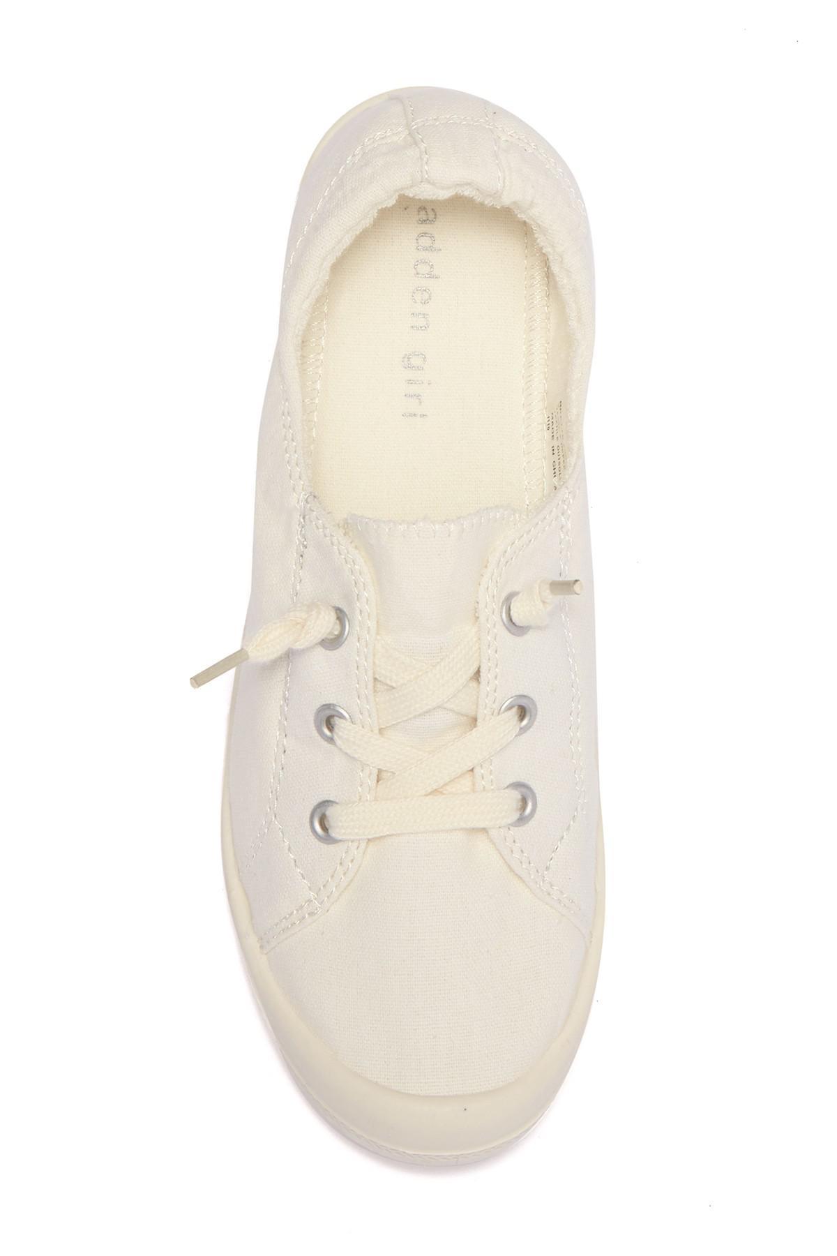 Madden Girl Brette Sneaker in White - Lyst