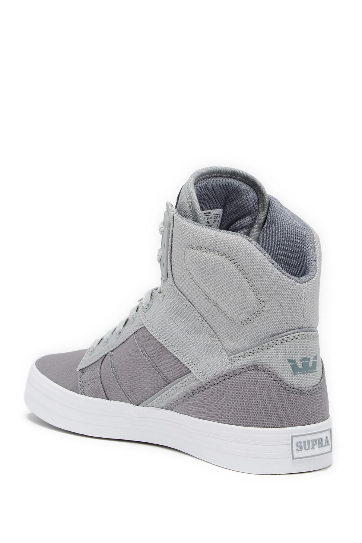 CAMPER Domus Leather High-Top Sneaker VlNdsQIwn