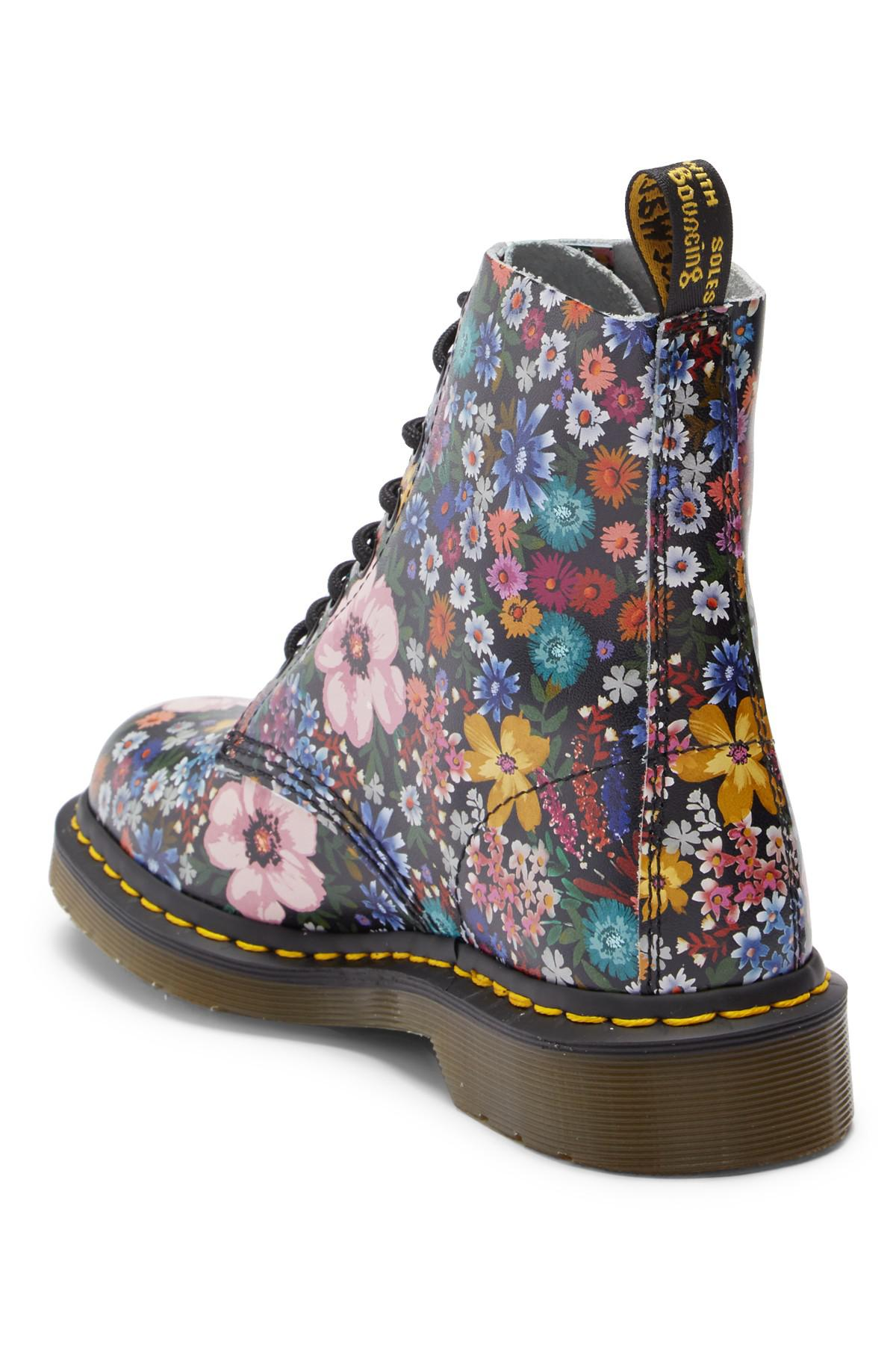 black & pink pascal wanderlust boots