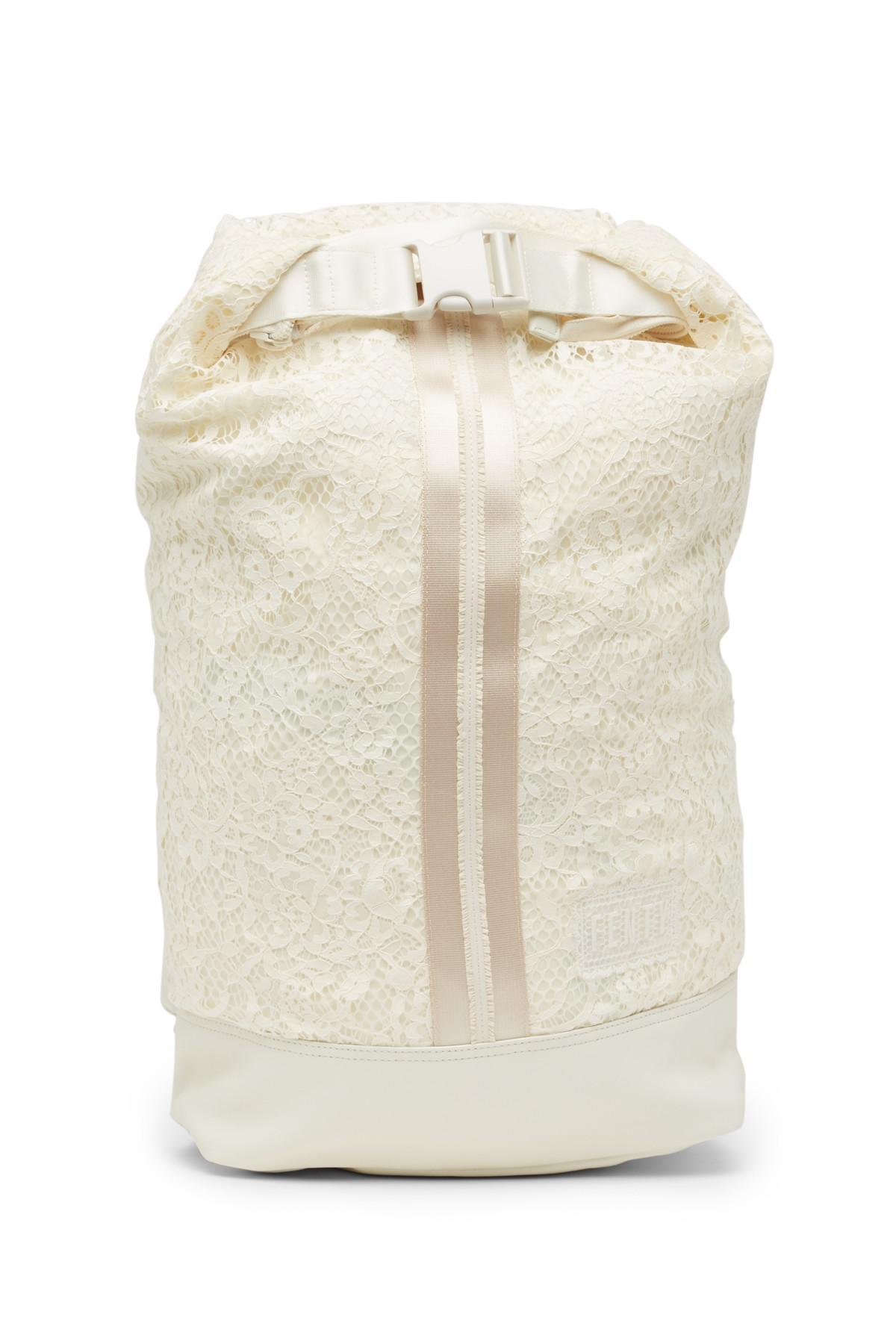 Lyst - PUMA Fenty By Rihanna Lace Roll-down Backpack f6b8df39c17