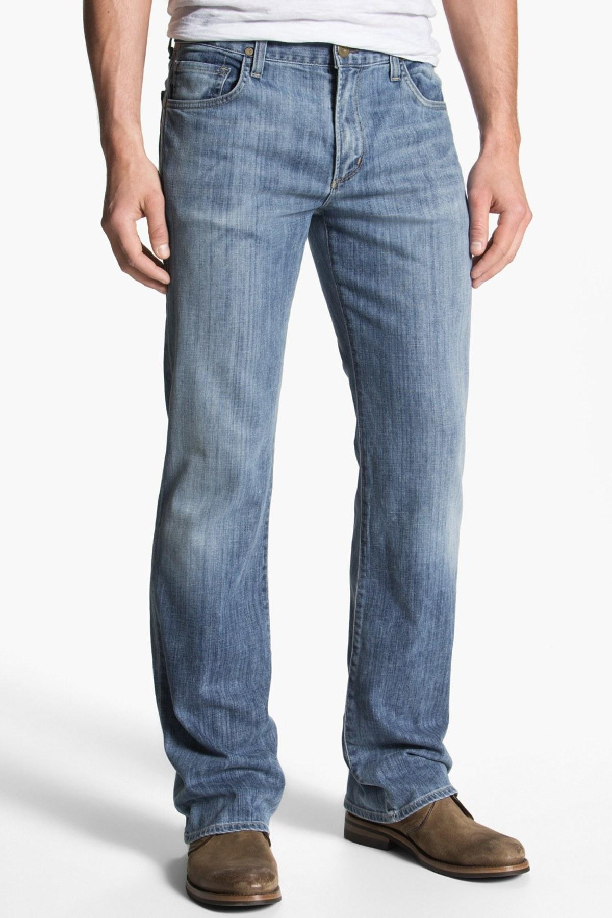 Citizens of humanity Relaxed Fit Bootcut Jeans in Blue for ...