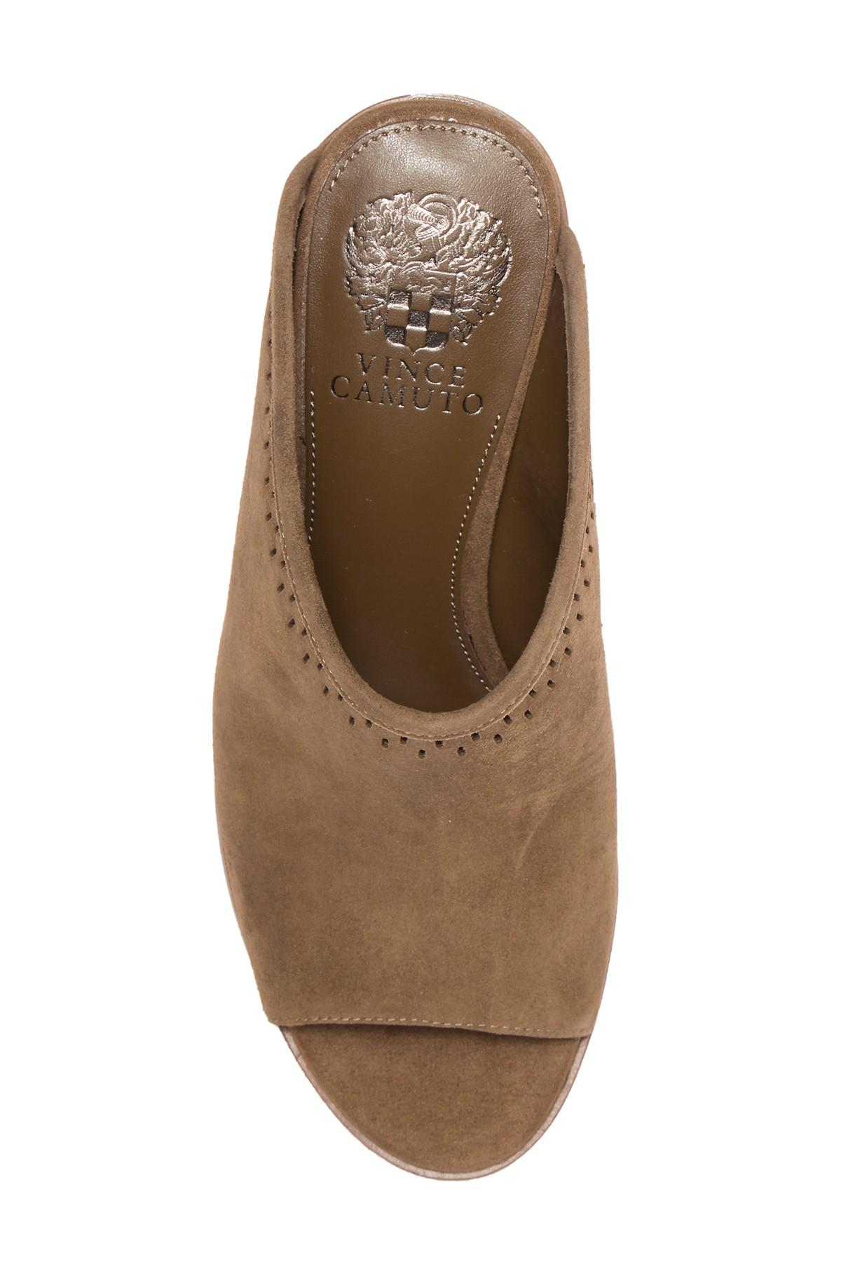 Vince Camuto Merlyna Suede Mule in